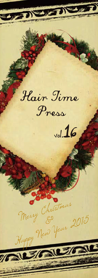 HAIR TIME PRESS vol.16